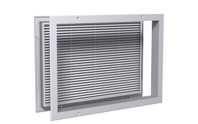 Door grille - Transfer grille